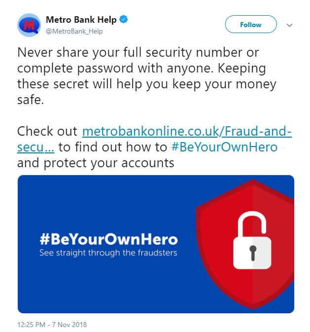 Metro Bank - Be your own hero - Rule 2.png