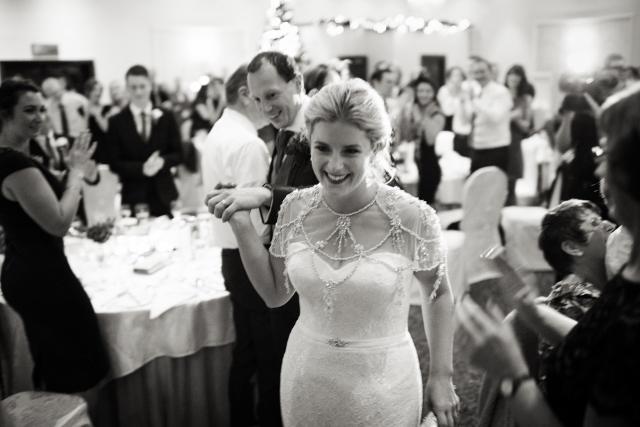 Dingle winter wedding