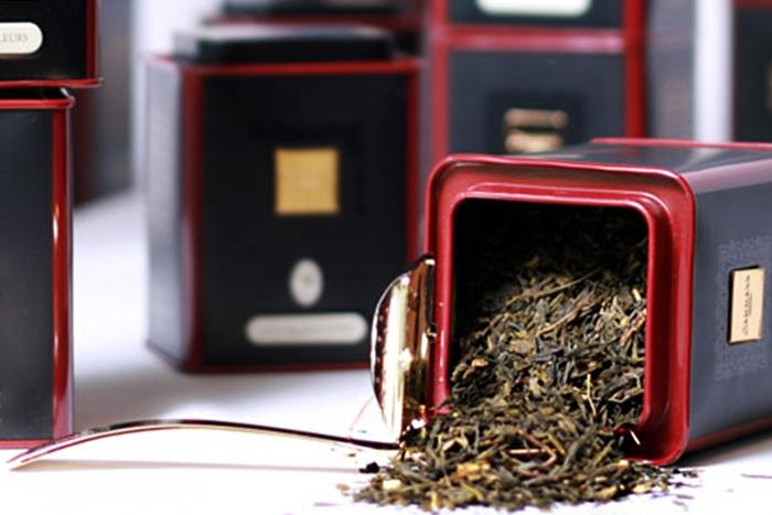 Passarito à manger : thé Dammann