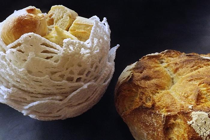Passarito à manger : pain Meunier