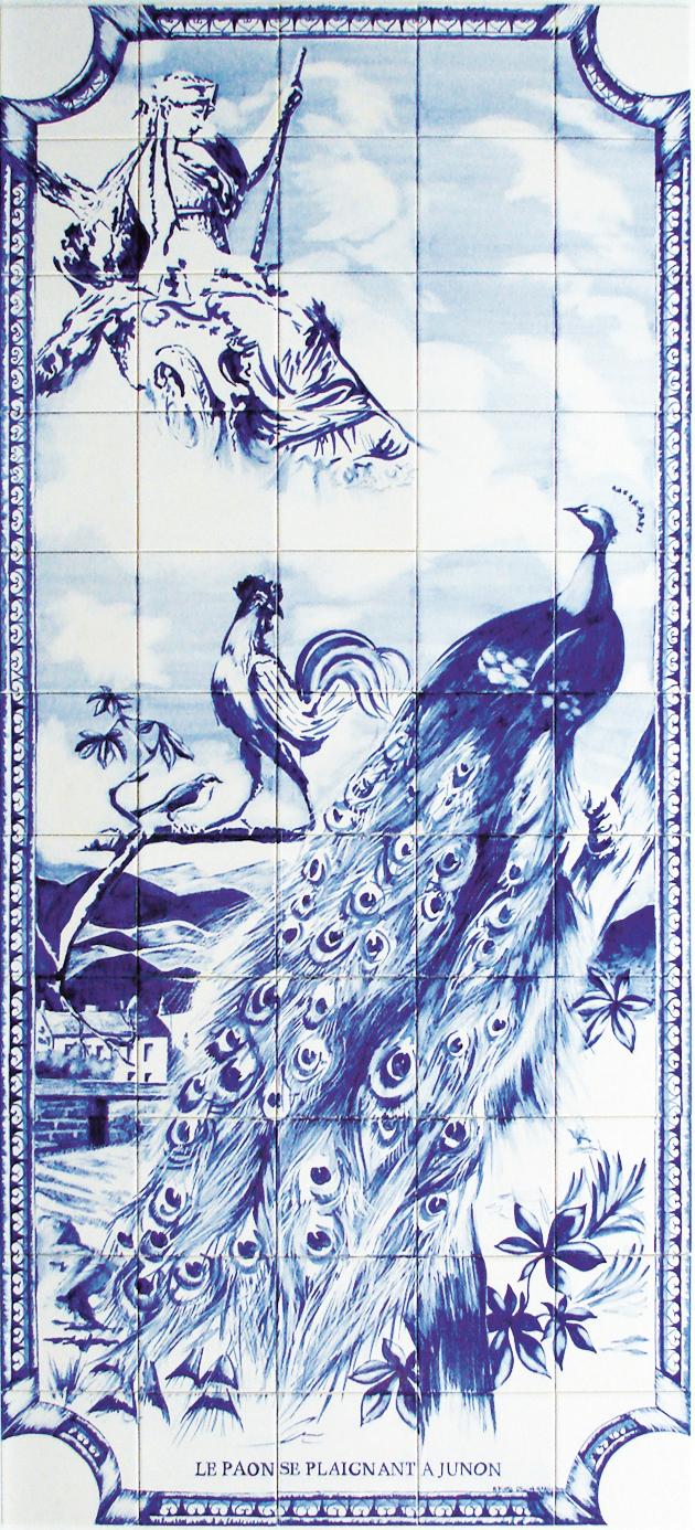 Azulejo Coq