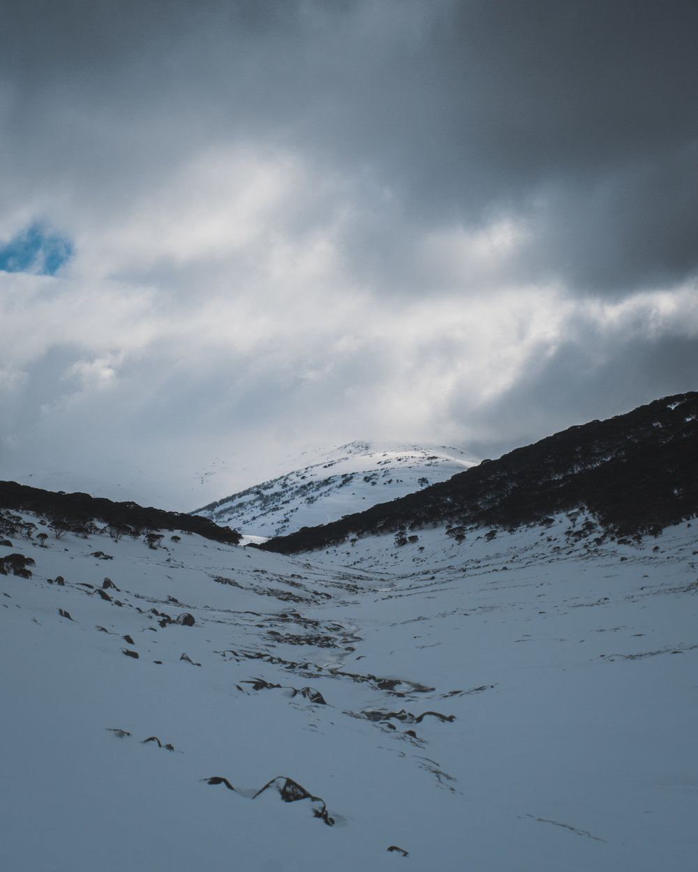 Taken on the way to 5 days of Snow adventures at Charlotte's pass. Reminds me of the last episode of Game of Thrones!!
