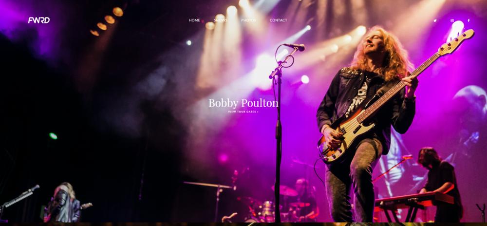 Bobby Poulton