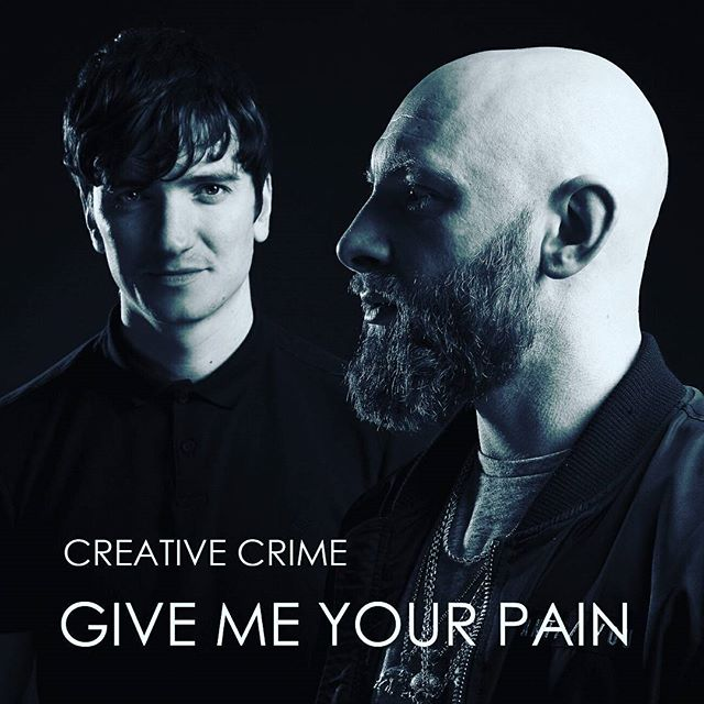 @creativecrime_eire single givemeyourpain came out Tuesday! That's myself there on the left 😀 you can get it as a #freedownload here #SoundCloud https://soundcloud.com/creativecrime1/give-me-your-pain @godcreative_eire #crimesagainst @chocofactorydublin  #irishmusic #irishhiphop #hiphopireland #undergroundhiphop #undergroundmusic #music #musicproduction #musicproducer #studiolife #recordingstudio #recording #debutsingle