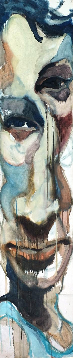 Jeanne // Format 200 X 50 cm