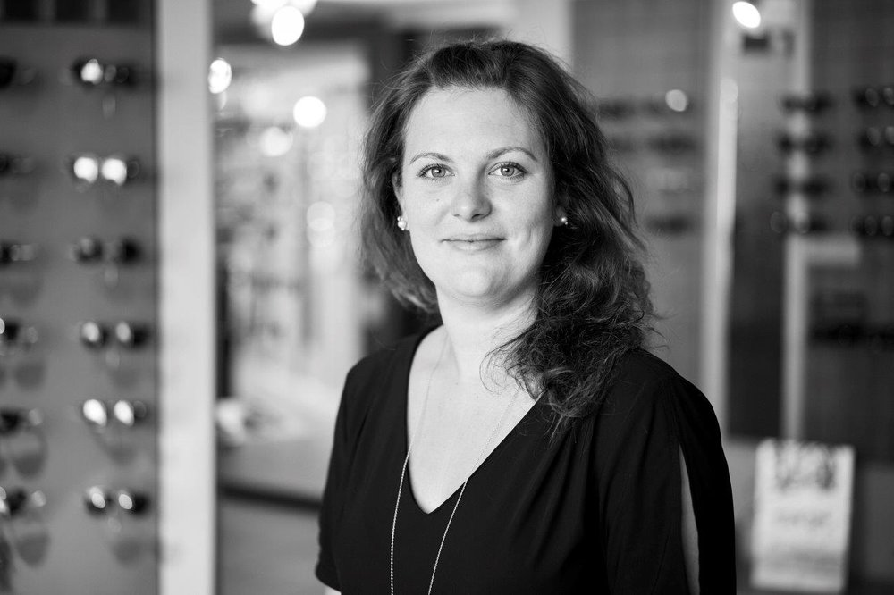 Liisa Keller - Augenoptikerin
