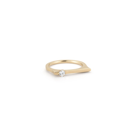 Jade Trau Cambria Engravable Ring