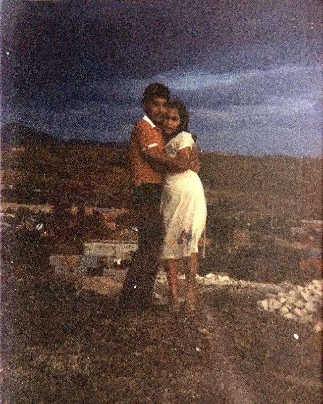 Happy Anniversary to mi Padres Felix & Asunción Sanchez. Been together 29 years and counting! They were 24 In this picture in Oaxaca in the beginning of their amor. #insertjuanga #oaxaca #younglove #amor #amoreterno #film #35mm #thatnoise #oax #tobeyoungandinlove #padres #papas #creadores #myhumans #vsco #vscocam #parents #happyanniversary #felizaniversario