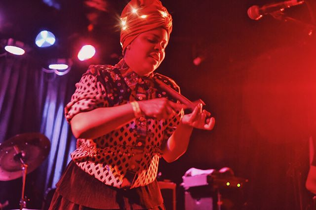 #tbt to this past Monday at the @beatkitchenbar with @combochimbita !! What a spectacular show and what I needed to start my week right! More photos to come guys #mondaymusic #combochimbita #amazing #need #music #musica #red #vsco #vscocam #chi #chicago #livemusic #show #concert #igerschicago #musicphotographer #colombia #fierce #nyc