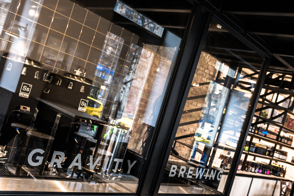 gravity brewing - innovative small-batch beers from the heart of budapest