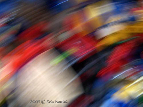 Colors in Motion