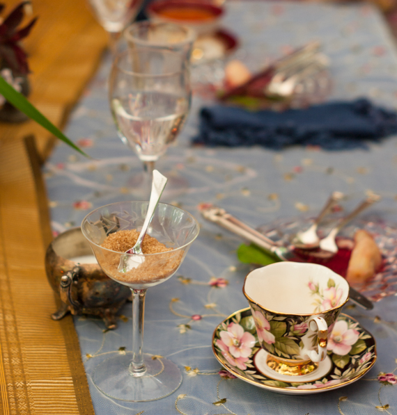 Dining details | Erin Beutel Photography
