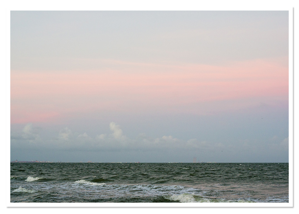 Tranquil Sea | Erin Beutel Photography
