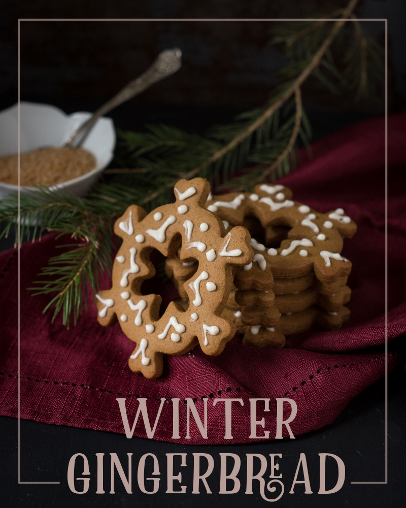 Winter Gingerbread