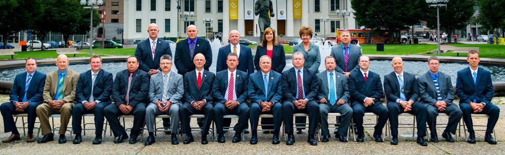 Major Case Squad Illinois Supervisors, 2015