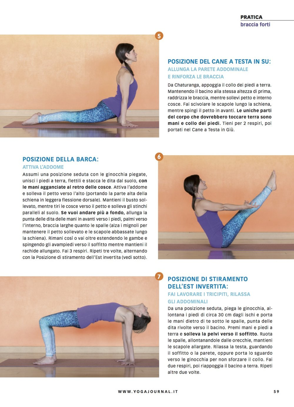 Copy of Yoga Journal Italy - September 2016