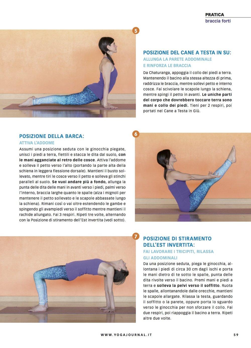 Yoga Journal Italy - September 2016