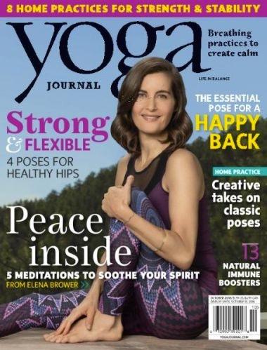 Yoga Journal USA - October 2016