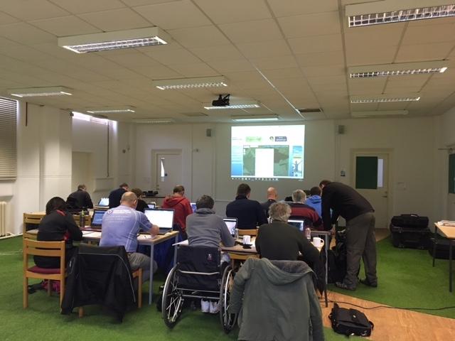 CDT PfCO classroom