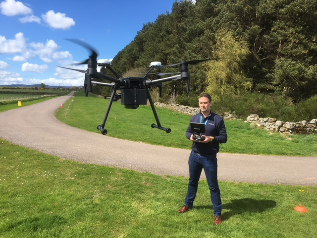 CAA Drone Course Aberdeen