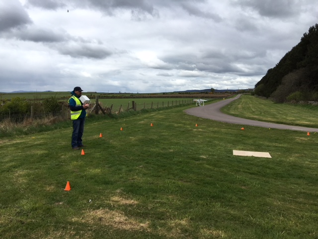 drone course aberdeen