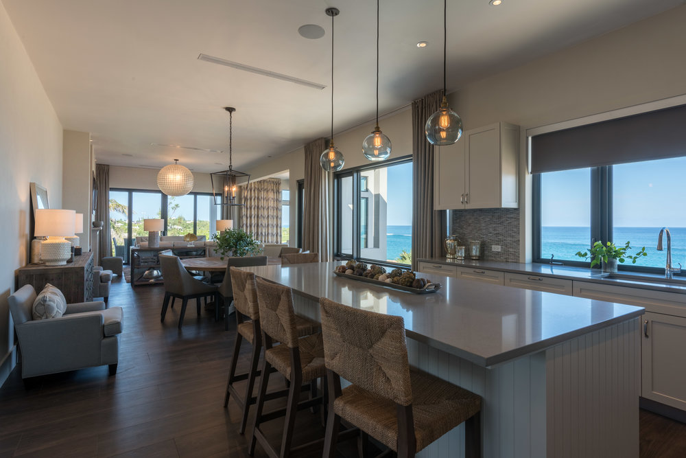 Kitchen, Dinning Room & Living - Condo 4 .jpg