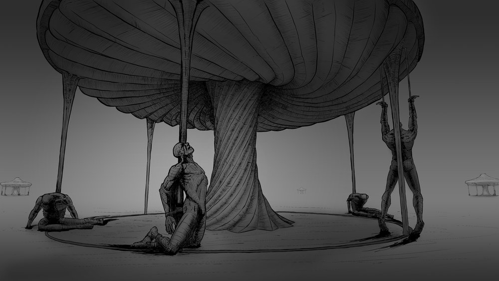 Cursed Carousel