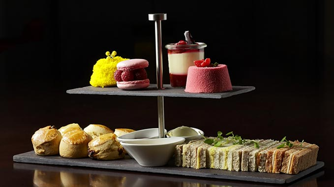 Afternoon Tea at Sofitel St James