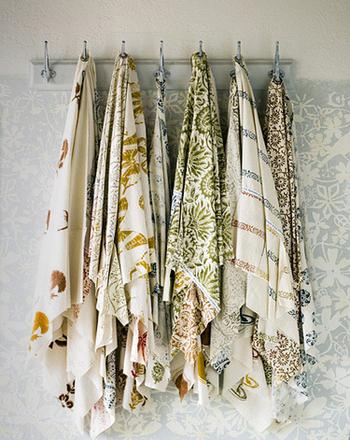 Les indiennes fabrics