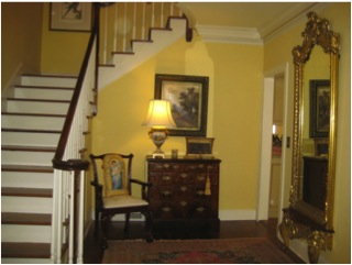 Mazyck foyer before