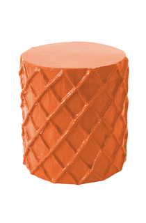 Net-stool-accent-table-pumpkin-blush-L