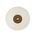 White knob