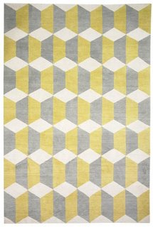 Yellow:gray rug co.
