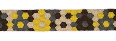 Honeycomb saffron gwks trim