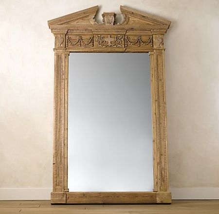 Mirror, Mirror on the Floor — Rachel Halvorson Designs