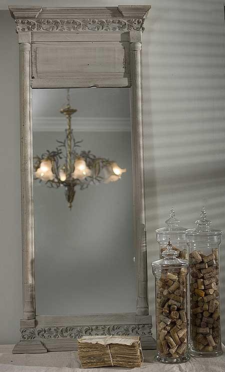Trumeau mirror vagabond