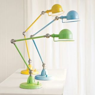 Hi-light desk lamp