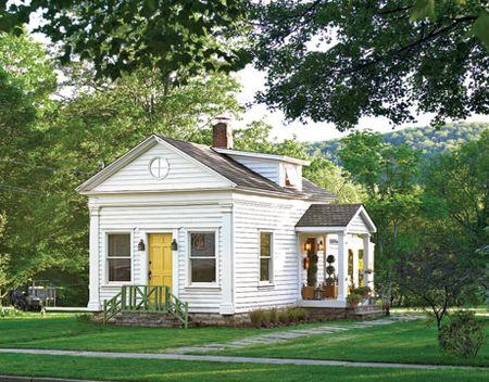 Catskills-House-19th-Century-cottage living, jason oliver nixon
