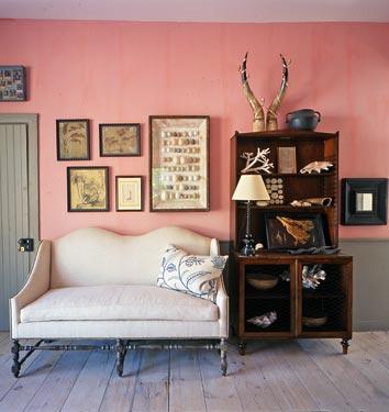 Katy elliot pink room
