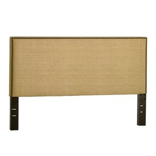 West elm upholstered headboard