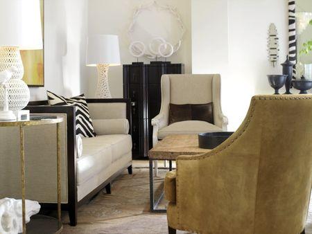 Isaac sofa room