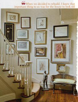 Picture wall SA028