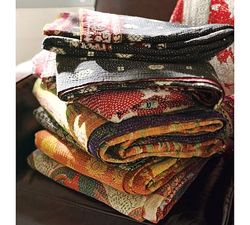 Kantha throw1