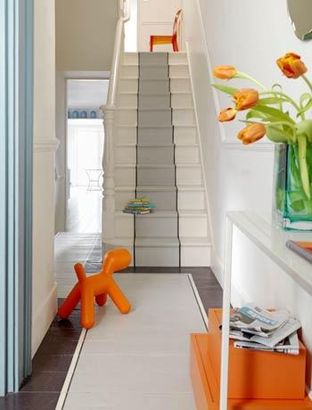 Abt painted stairs
