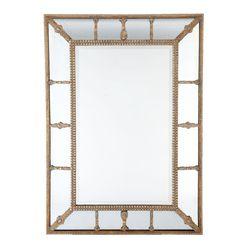 Traditional mirror wisteria