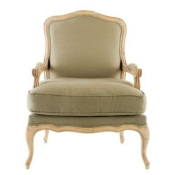 Bergere chair 1