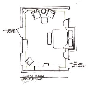 Perfect Haley Room Plan Copy Ideas