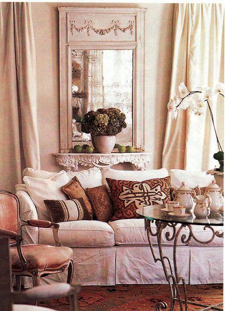 New orleans style rachel halvorson designs for Interior designs new orleans