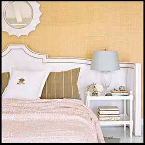 Wrap around headboard hb