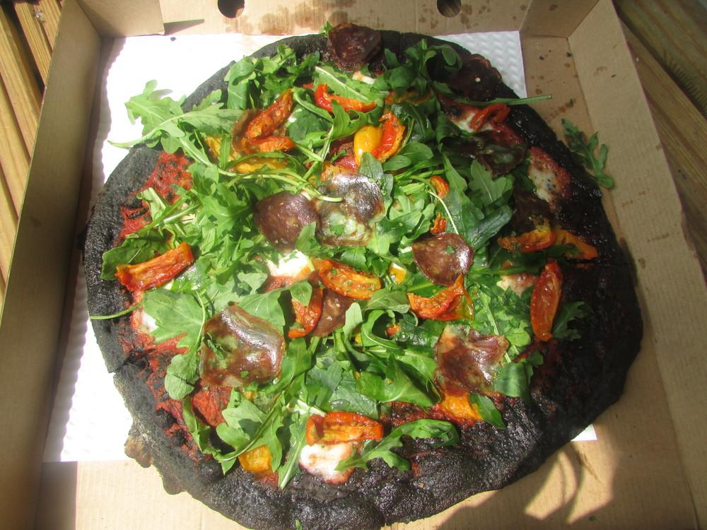 Basilico's Pizza Nera